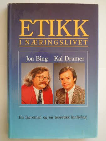 Etikk i n�ringslivet (Jon Bing/Kai Dramer)