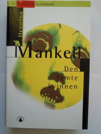 Den femte kvinnen (Henning Mankell)