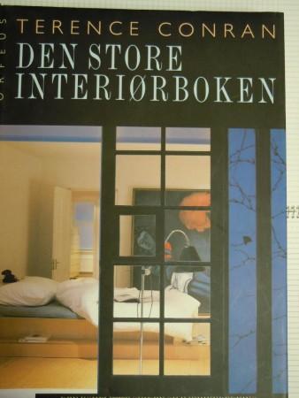 Den store interi�rboken (Terence Conran)