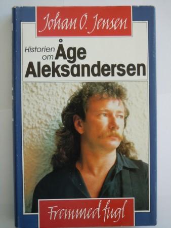 Historien om �ge Aleksandersen (Johan O Jensen)