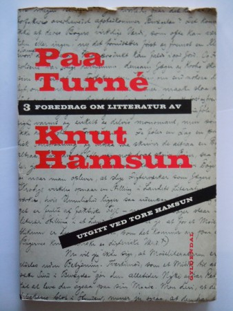 Paa Turne (Knut Hamsun)