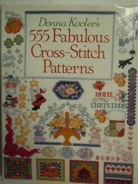 555 Fabulous Cross-Stitch Patterns (Donna Kooler´s)