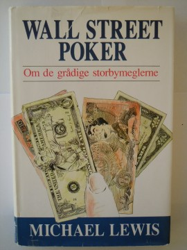 Wall Street poker (Michael Lewis)