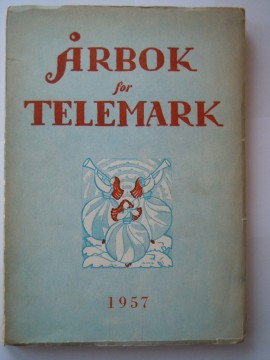 Årbok for Telemark 1957 (Jon Homme red)