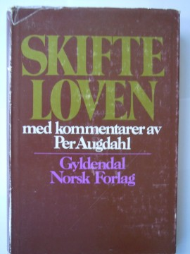 Skifteloven (Per Augdahl red)
