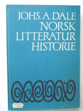 Norsk litteraturhistorie (Johs A Dale)