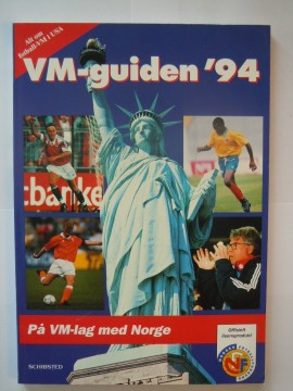 VM-guiden ´94 (Arild Sandven red m fl)