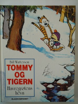Tommy og Tigern (Bill Watterson)