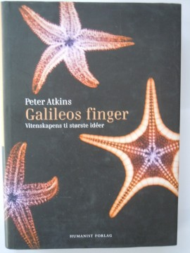 Galileos finger (Peter Atkins)