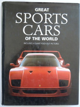 Great Sportscars of the World (Hans Georg Isenberg)