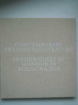 Contemporary Swedish illustrators (Andreas Berg m fl