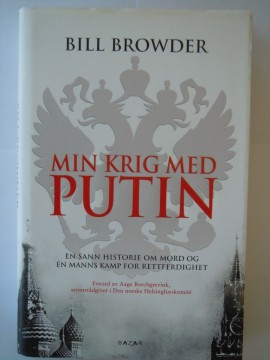 Min krig med Putin (Bill Browder)