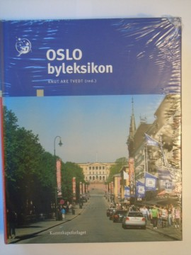 Oslo byleksikon (Knut Are Tvedt red)
