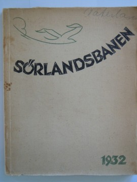 Sørlandsbanen (Just Broch m fl)