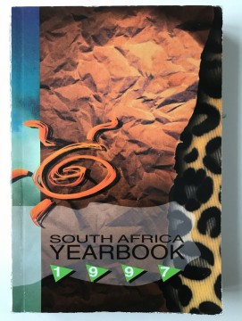 South Africa yearbook 1997