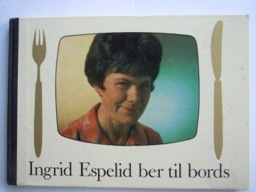Ingrid Espelid ber til bords