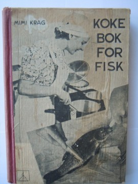 Kokebok for fisk (Mimi Krag)