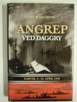 Angrep ved daggry (Alf R Jacobsen)