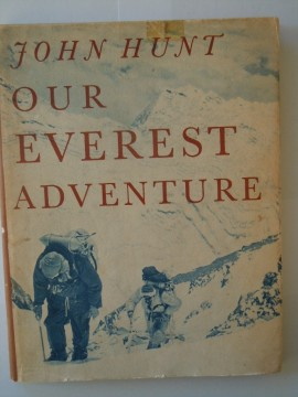 Our Everest adventure (John Hunt)