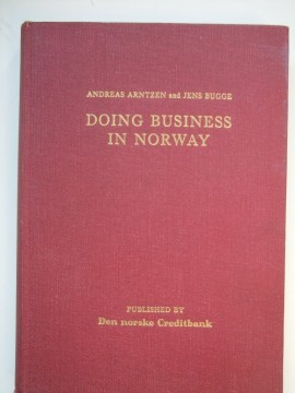 Doing business in Norway (Andreas Arntzen and Jens Bugge)