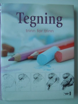 Tegning trinn for trinn (Lucy Watson)